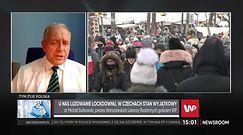 """Koronawirus w Polsce. """"Groźny trend"""". Dr Michał Sutkowski potwierdza"""