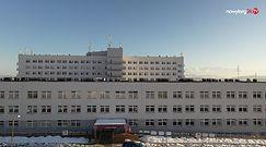 Szpital w gotowości, by pomóc Słowakom w walce z koronawirusem