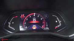 Renault Clio 1.3 TCe 130 KM (AT) - acceleration 0-100 km/h
