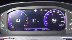 Volkswagen Passat 2.0 TSI 190 KM (AT) - acceleration 0-100 km/h