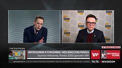 Szymon Hołownia: abp Jędraszewski nie wziął się z kosmosu