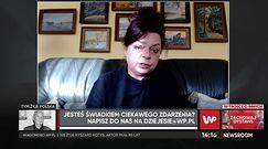 Prof. Szuster-Ciesielska mówi o reakcjach niepożądanych po szczepieniu.