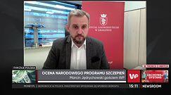 Marcin Jędrychowski: seniorom nie pozostawiliśmy wyboru