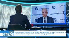 Kosiniak-Kamysz wzywa do otwarcia biznesów. Gowin odpowiada i zaprasza do Niemiec