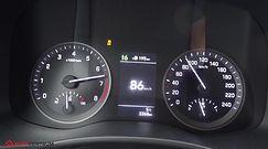 Hyundai Tucson 1.6 GDI 132 KM (MT) - acceleration 0-100 km/h