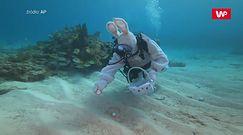 Podwodne polowanie na pisanki w pobliżu Florida Keys
