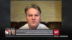 """Dr Marek Posobkiewicz o nowych wariantach koronawirusa. """"Może to zmienić sytuację epidemiologiczną na świecie""""."""