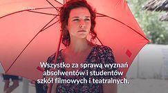 """Środowisko filmowe mówi """"stop"""" przemocy na uczelniach"""