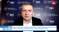 """""""To sytuacja skandaliczna"""". Bartosz Arłukowicz ostro o projekcie PiS ws. mandatów"""