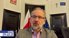 Koronawirus w Polsce. Nawet 40 tysięcy zakażeń dziennie. Minister mówi wprost