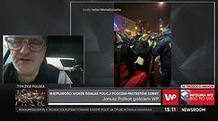 Strajk Kobiet. Janusz Palikot o antyrządowych protestach w Polsce