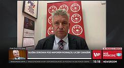 Wojciech Konieczny: Brakuje nam łóżek na intensywnej terapii