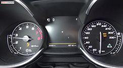 Alfa Romeo Stelvio Quadrifoglio 2.9 V6 Biturbo 510 KM (AT) - acceleration 0-100 km/h