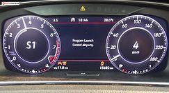 Volkswagen Golf GTI 2.0 TSI 245 KM (AT) - acceleration 0-100 km/h