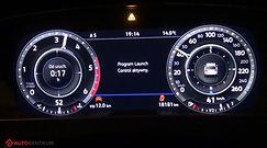 Volkswagen Golf Alltrack 2.0 TDI 184 KM (AT) - acceleration 0-100 km/h