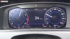 Volkswagen Golf 1.5 TSI 130 KM (MT) - acceleration 0-100 km/h