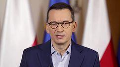 Koronawirus. Polska. Apel Mateusza Morawieckiego ws. strajku kobiet. Premier o cmentarzach