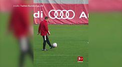 #dziejesiewsporcie: piłkarskie sztuczki Hansiego Flicka. Dobry jest!