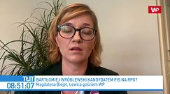 Strajk Kobiet. Magdalena Biejat zszokowana komentarzem Antoniego Macierewicza