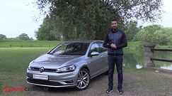 Golf Story: odc.1: VW Golf hatchback