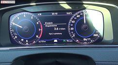 Volkswagen Golf 1.5 TSI 130 KM (MT) - pomiar zużycia paliwa