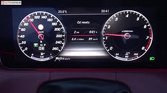 Mercedes-Benz S560 Coupe 4.0 V8 469 KM (AT) - pomiar zużycia paliwa