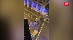 Dantejskie sceny na ulicach Wiednia tuż po zamachu terrorystycznym