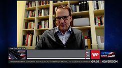 Wybory w USA. Radosław Sikorski kreśli czarny scenariusz dla Polski. Jeśli wygra Donald Trump