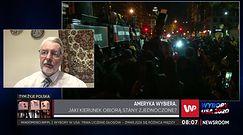 Wybory w USA. Witold Waszczykowski o ewentualnym zwycięstwie Donalda Trumpa