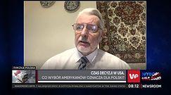 Lepszy demokrata czy republikanin? Waszczykowski o znaczeniu wyborów w USA dla Polski