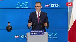Epidemia jednak nie wygasa. Premier Morawiecki nie zamierza przepraszać za słowa z lipca