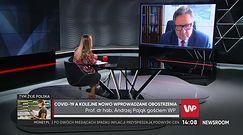 Prof. Andrzej Pająk: Społeczeństwo ma dobrą ocenę własnej sytuacji