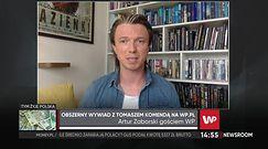 """Tomasz Komenda nie szuka zemsty. """"To człowiek spragniony życia"""""""