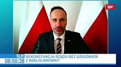"""Koniec Zjednoczonej Prawicy? Polityk Solidarnej Polski mówi o powrocie Donalda Tuska i """"walcu ideologii LGBT"""""""