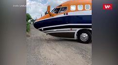 Bus w kształcie samolotu. Tego Meksykanina poniosła fantazja