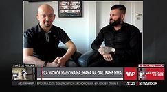 """Marcin Najman usunięty z FAME MMA. """"Wszyscy widzowie byli bardzo rozczarowani tym co zobaczyli"""""""