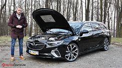 Zachar wolał benzynę - sprawdzam, czy się mylił. Opel Insignia GSi z silnikiem Diesla