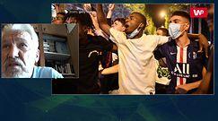 """Zamieszki w Paryżu po półfinale Ligi Mistrzów. """"Koronawirus nadal krąży we Francji. Niektórzy zapomnieli o najważniejszym"""""""