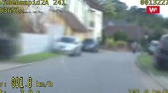 Ząbkowice Śląskie. Policja zatrzymała nietrzeźwego kierowcę. Pędził ponad 140 km/h