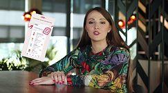 Ania Jażdżyk testuje aplikację Rossman w Sprawdzam!