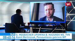 """Spór między Beatą Mazurek a ambasador Mosbacher. """"Nie chciałbym powtarzać błędów"""""""