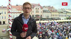 Wybory 2020. Wizyta Rafała Trzaskowskiego na Podkarpaciu. Nie wszystko poszło zgodnie z planem