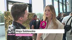 Maja Sablewska zapowiada nowy projekt telewizyjny