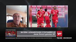 Liga Mistrzów. Jacek Gmoch z apelem w sprawie Lewandowskich: Nie zazdrośćmy im! Bądźmy z nich dumni