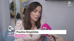 """Paulina Krupińska komentuje zamieszanie wokół Marceliny Zawadzkiej: """"Na szczęście nie jestem szefem telewizji publicznej"""""""