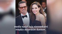 Brad Pitt ma nową partnerkę. Angelina nie jest zadowolona