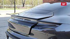 Porsche Taycan Turbo: test na najbardziej pokręconej drodze w Polsce