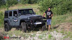 Jeep Wrangler na sterydach - test AutoCentrum.pl #223