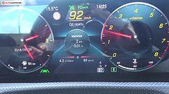 Mercedes-Benz A200 1.3 163 KM (AT) - pomiar zużycia paliwa