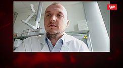 Dr Łukasz Rąbalski wyizolował genom koronawirusa SARS-CoV-2 od polskiego pacjenta